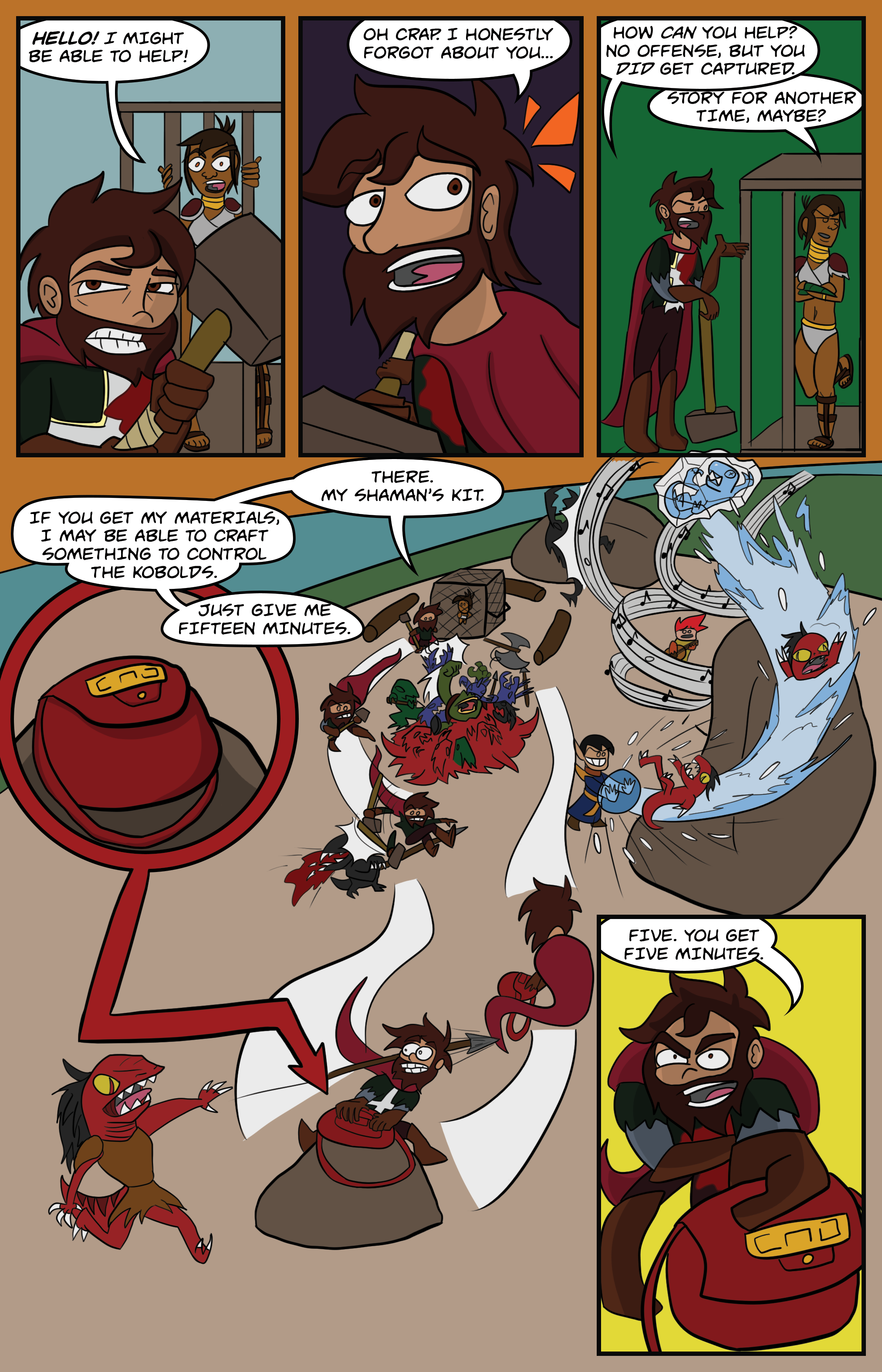 Curse Quest Chapter 2 Page 10
