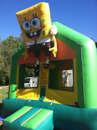 Spongebob Jump House