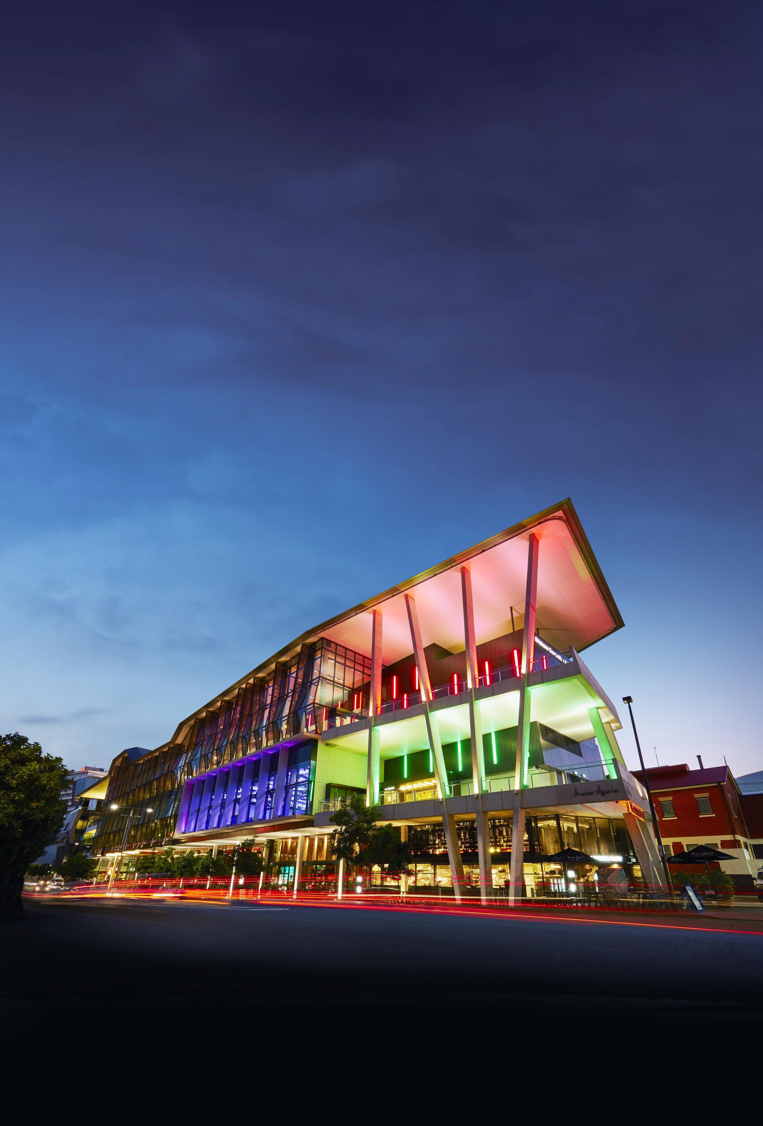 - Brisbane Convention centre