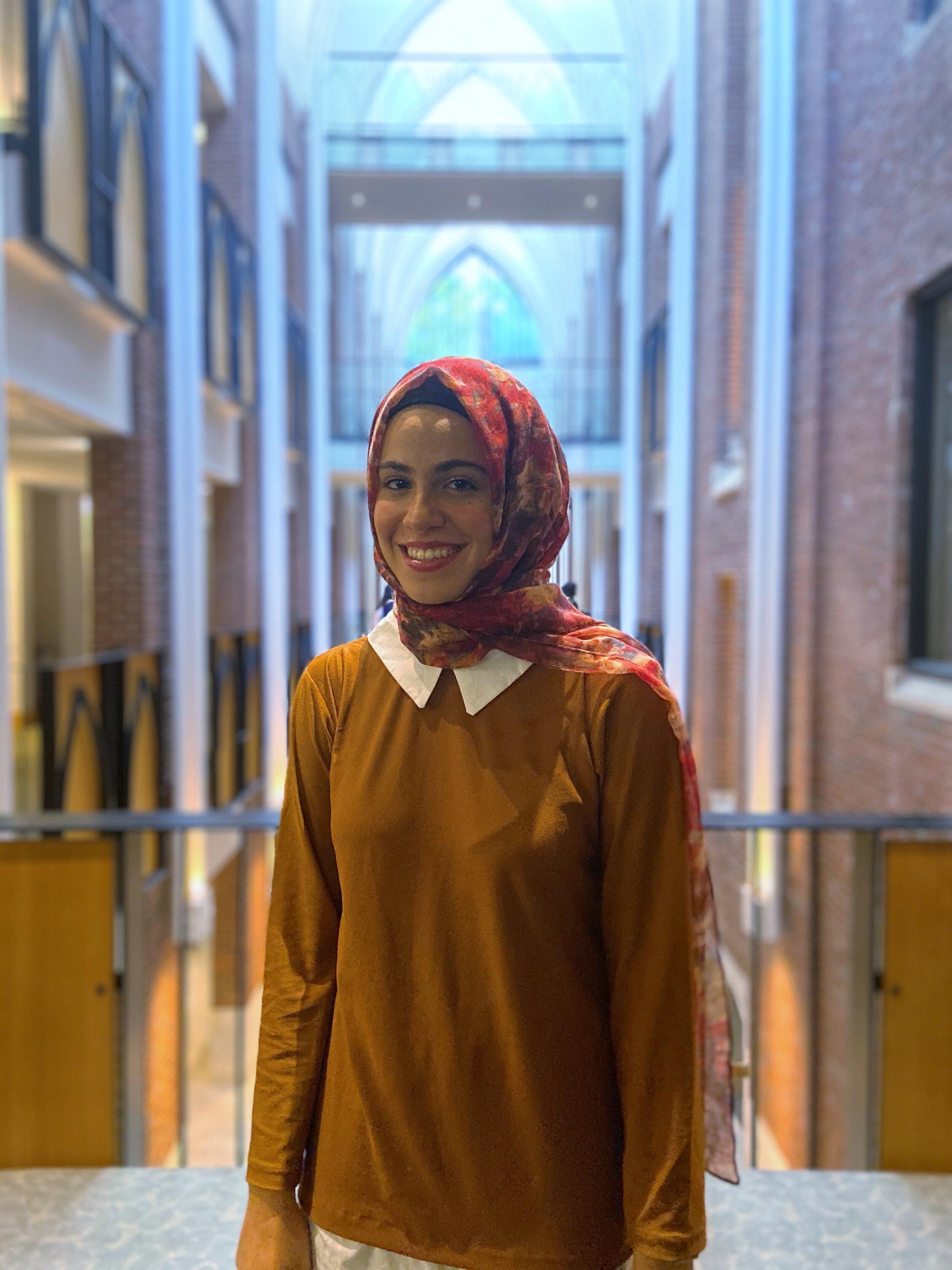 Crisis Director - Mariam Nadi