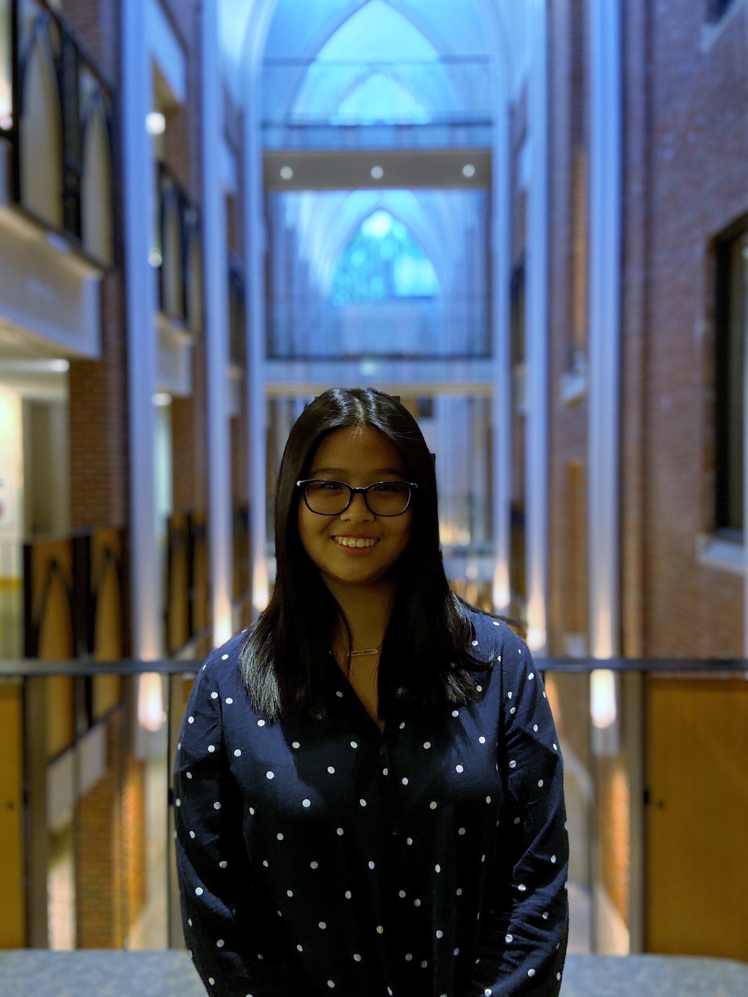Chair - Michelle Sun