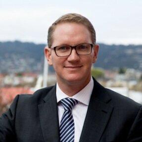 Brett Blacker English Australia