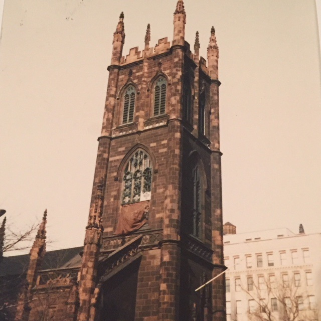 First Presbyterian Church in Greenwich Village
