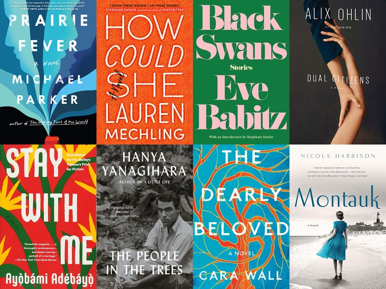 Vogue :  What  Vogue  Editors Are Reading on the Beach This Year  https://www.vogue.com/article/the-best-books-for-summer