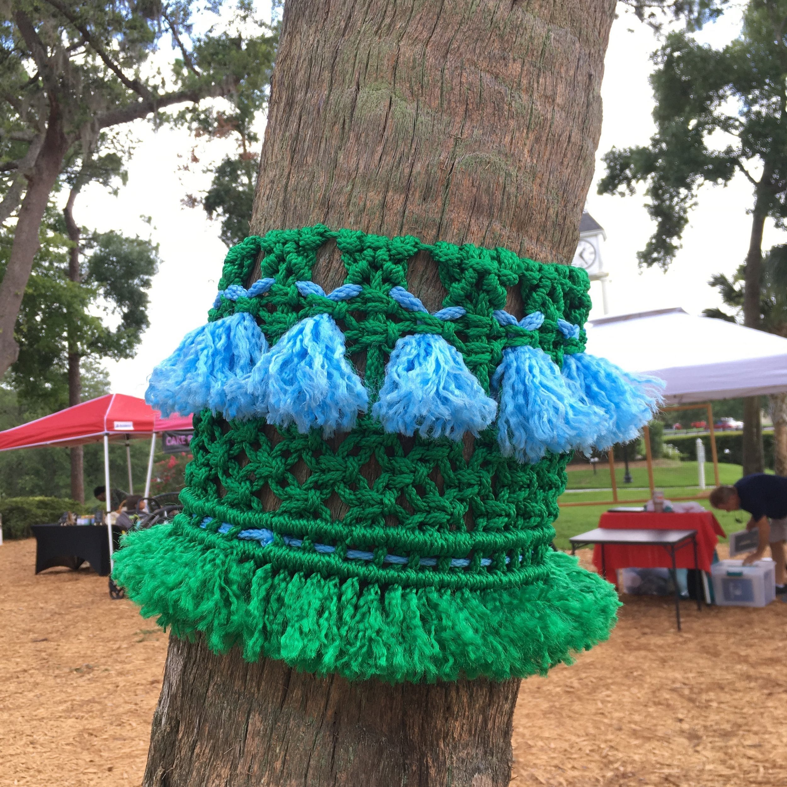 Lake Mary Tree Wrap @Central Park