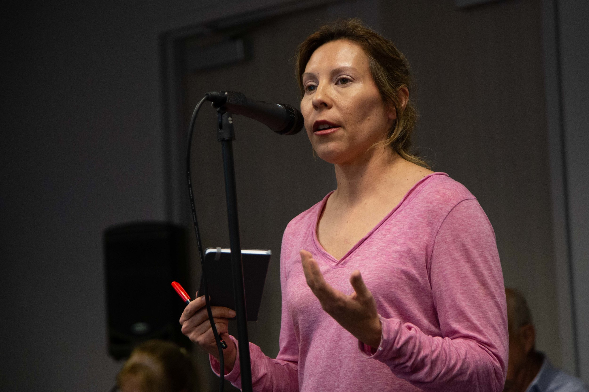 Shirley Gonzales (Incumbent)