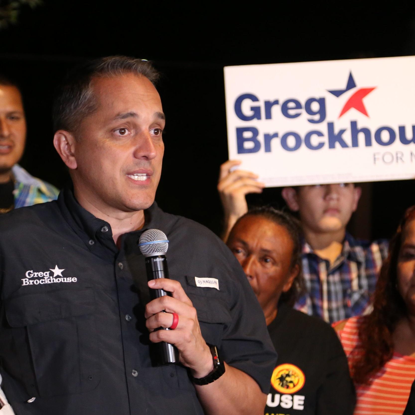 Greg Brockhouse