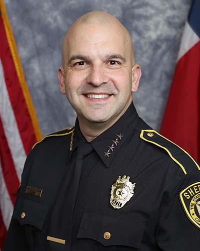 Bexar County Sheriff Javier Salazar. (Photo Credit:  www.bexar.org .)