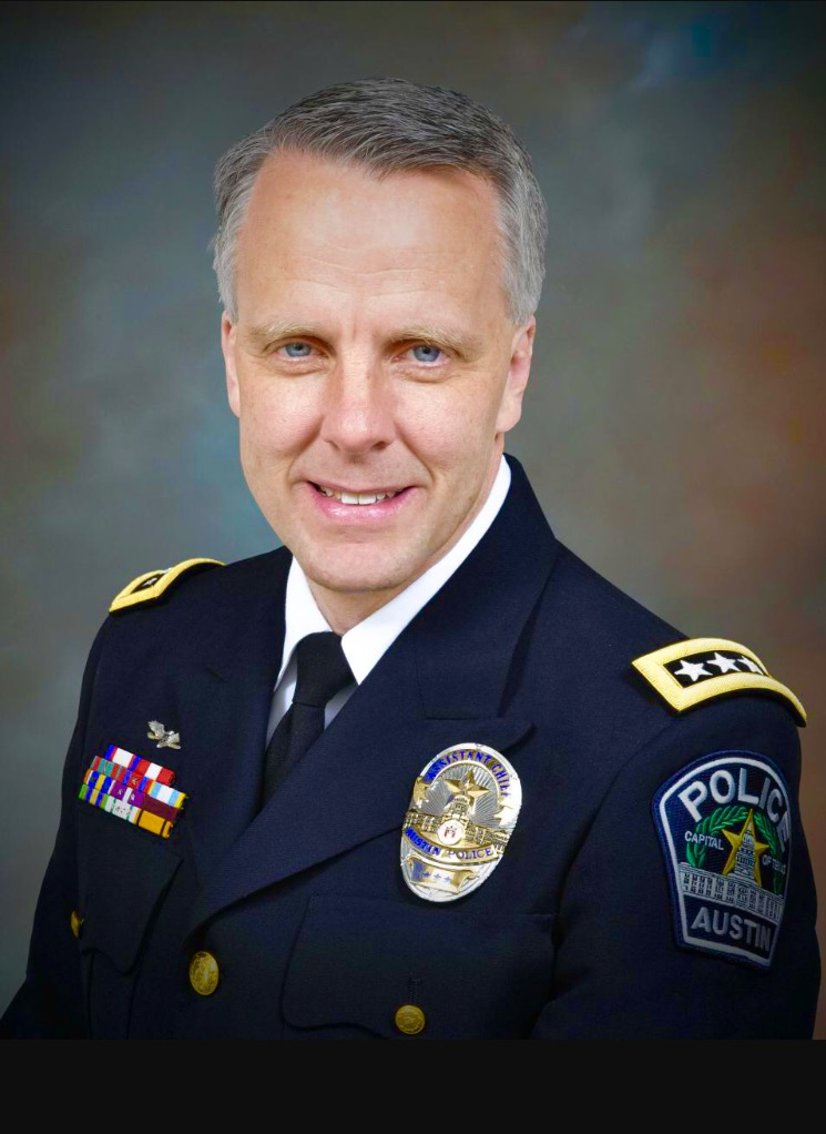 APD Chief Brian Manley. (Photo Credit:  austintexas.gov )