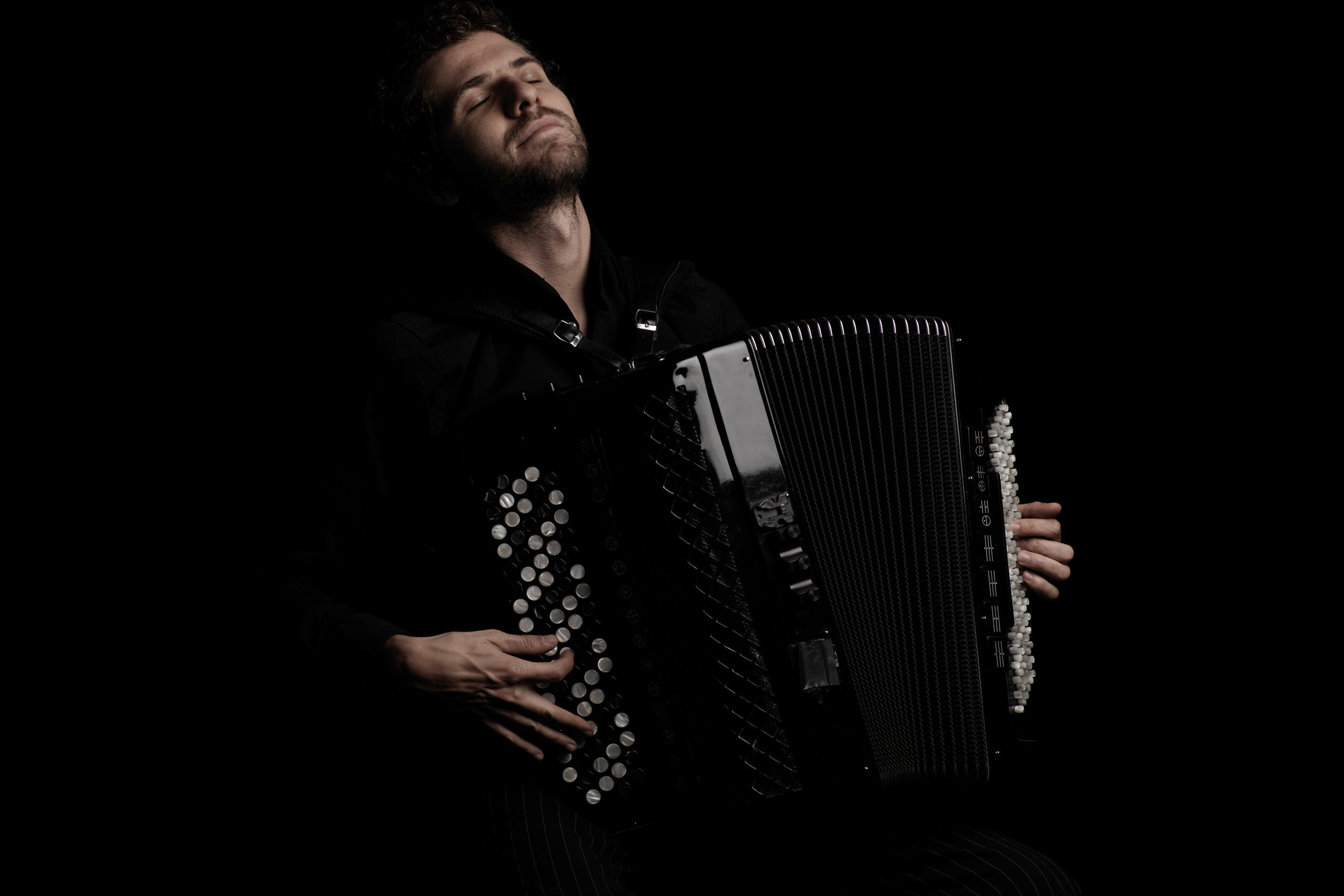 Christian Bakanic - Accordeon