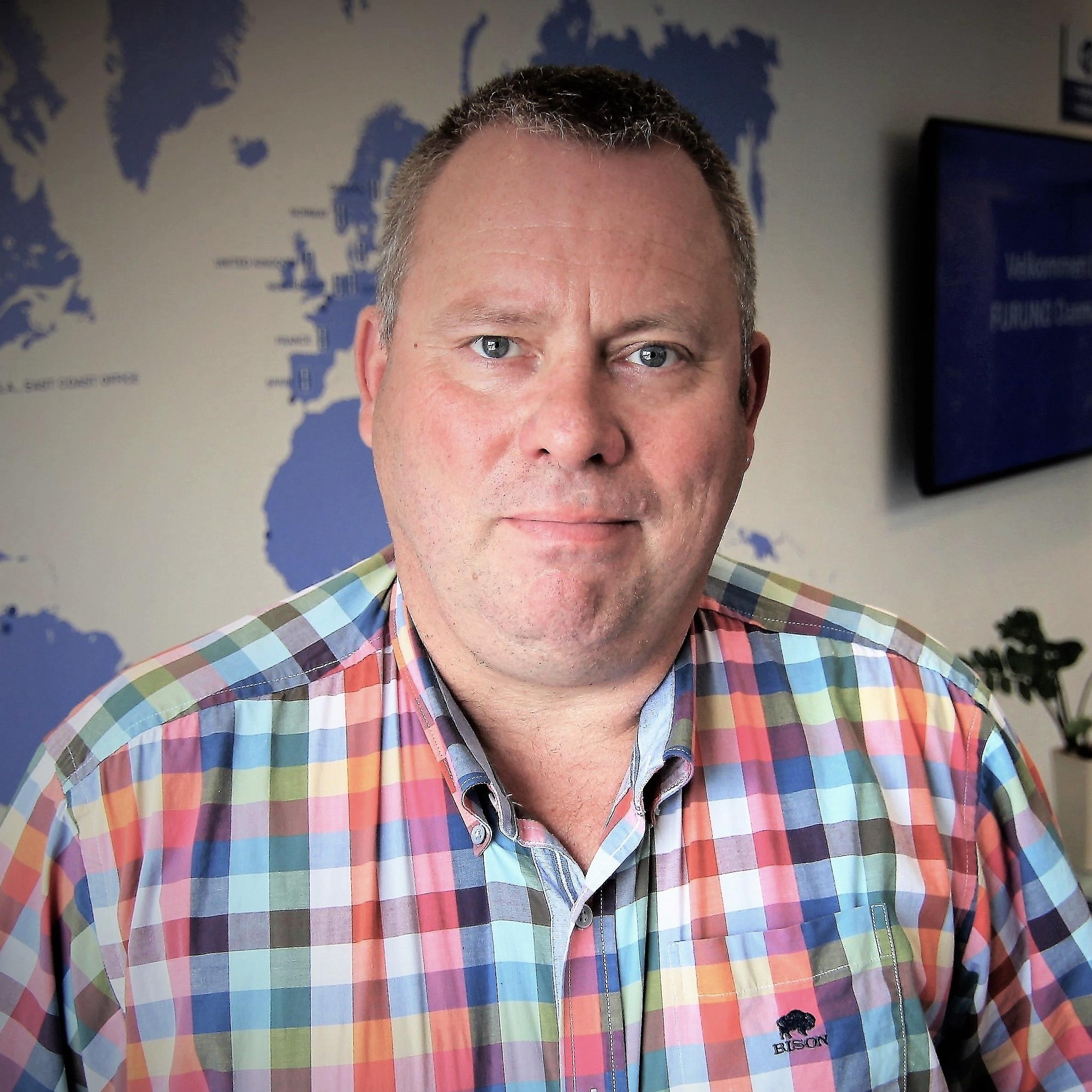 Carsten Bronke Training Center Manager Master Mariner and Auditor - CAB@furuno.dk