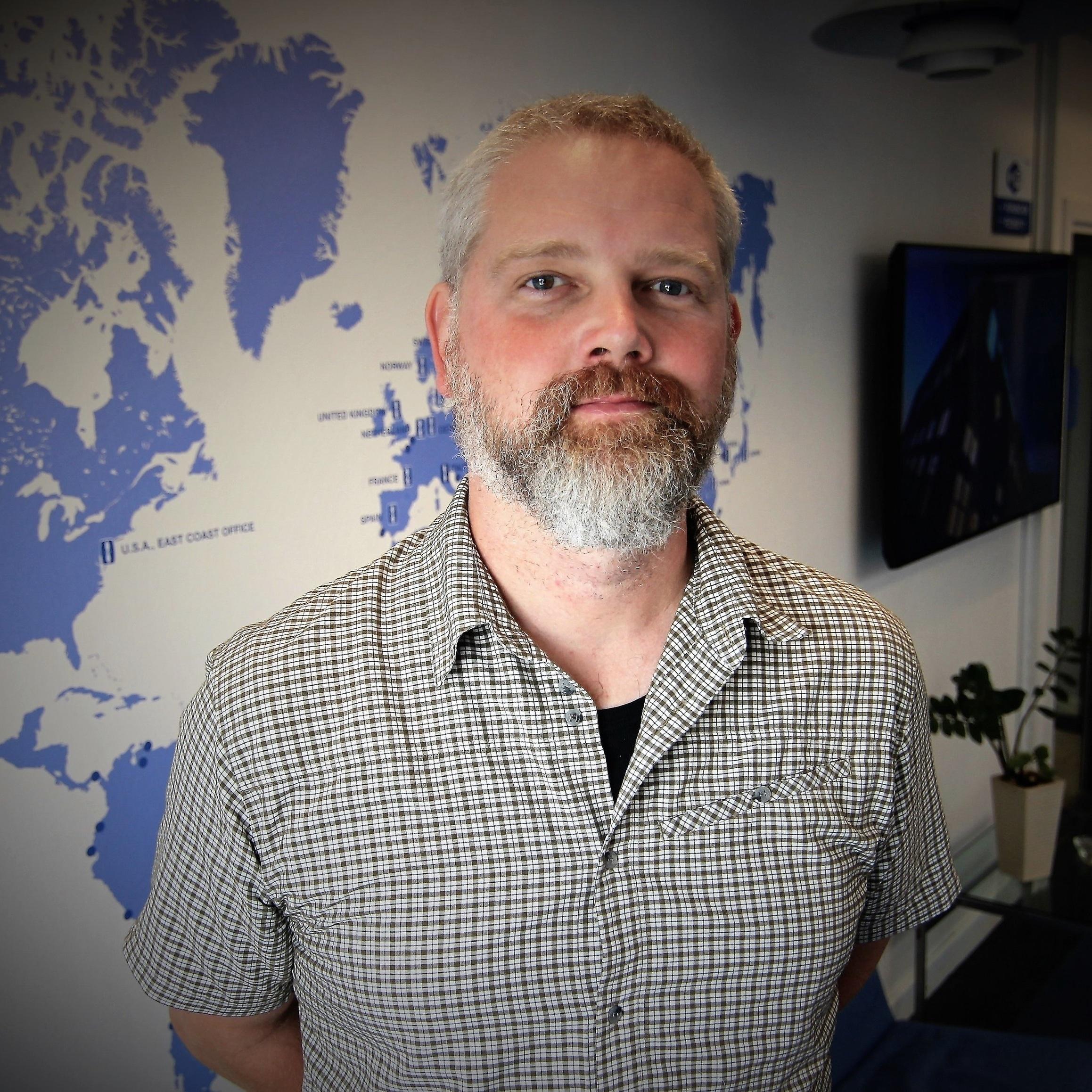 Kaspar De Linde Senior Instructor and Assessor - KDL@furuno.dk