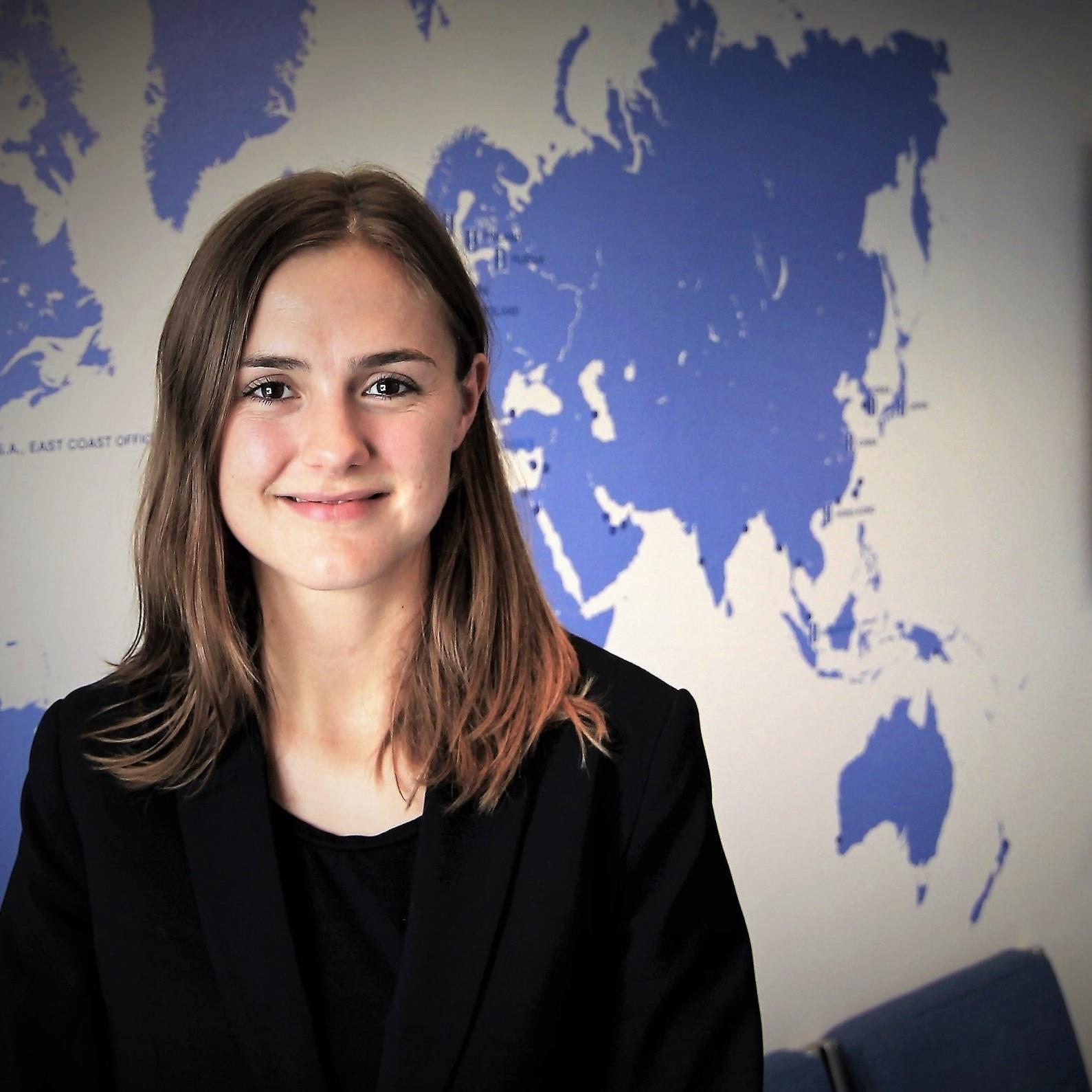 Julie Seindal Thorhauge Marketing and Communication Manager - JST@furuno.dk
