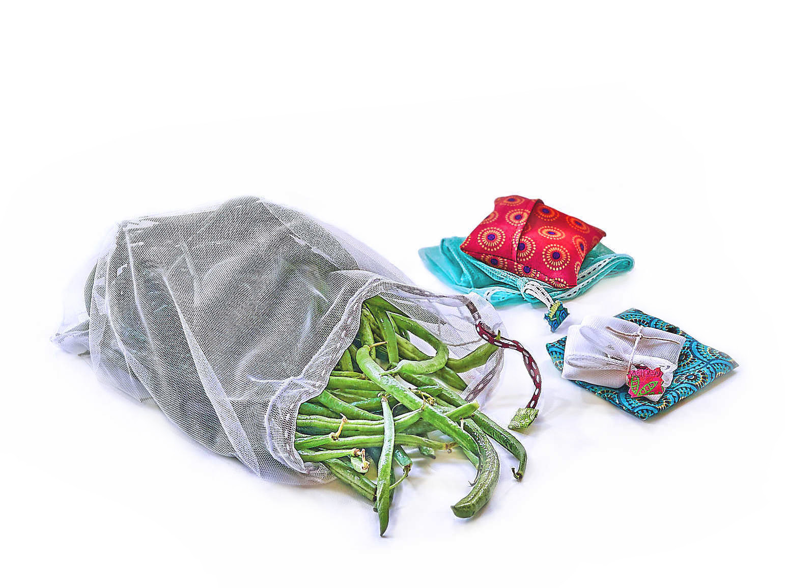 Mesh Weigh Bags