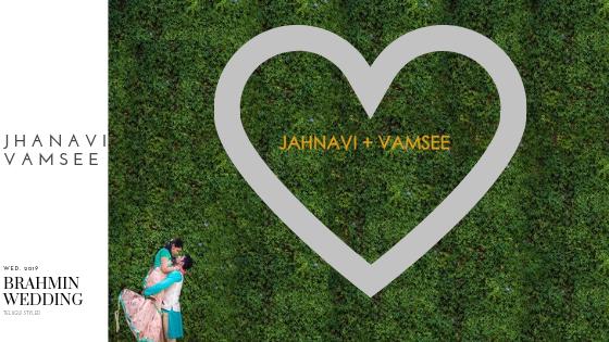 Jhanvi + Vamsee
