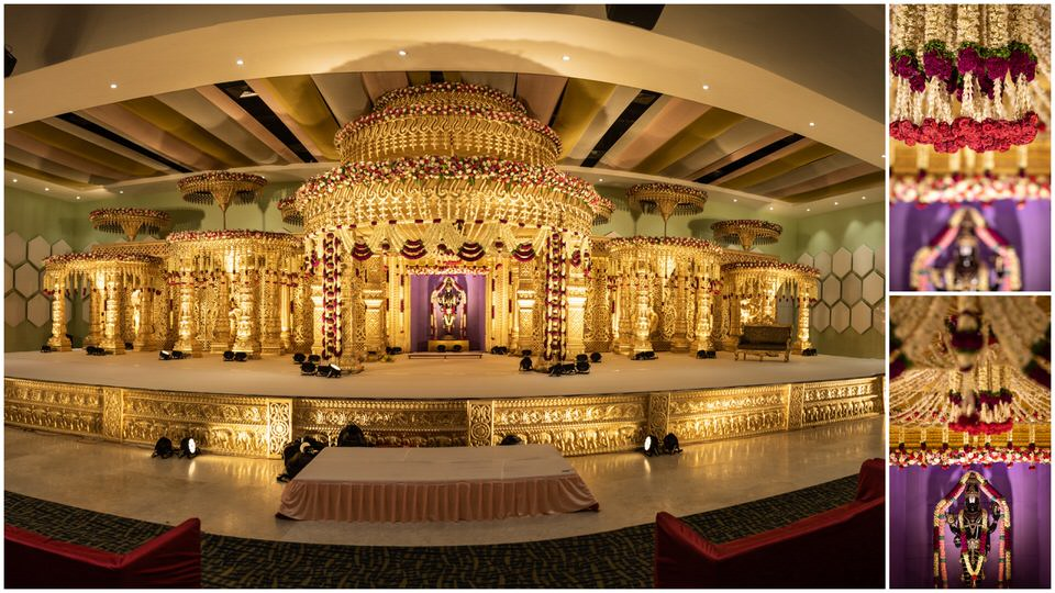 The Wedding Mandap Decor