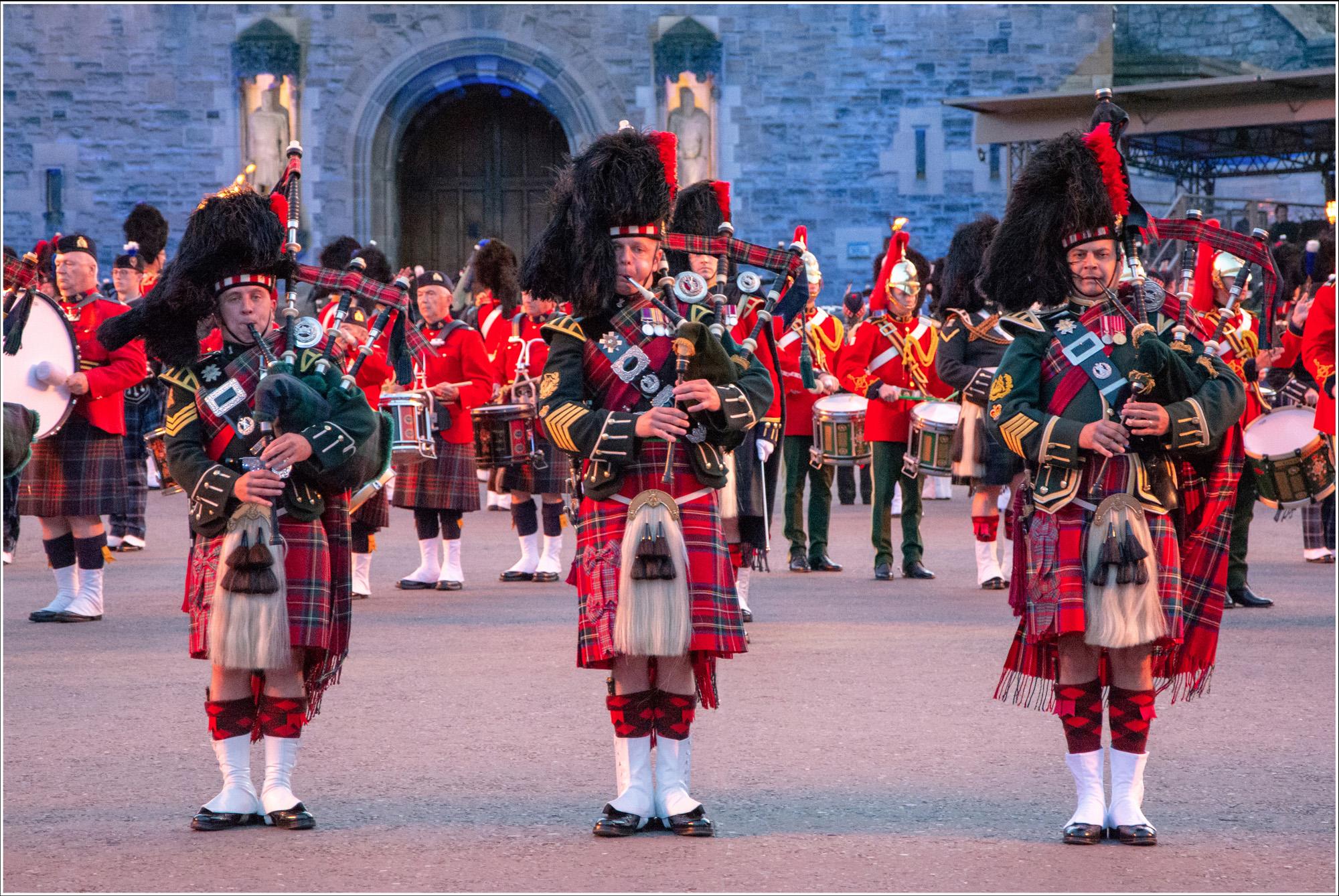 The Black Watch (Royal Highland Regiment) of Canada