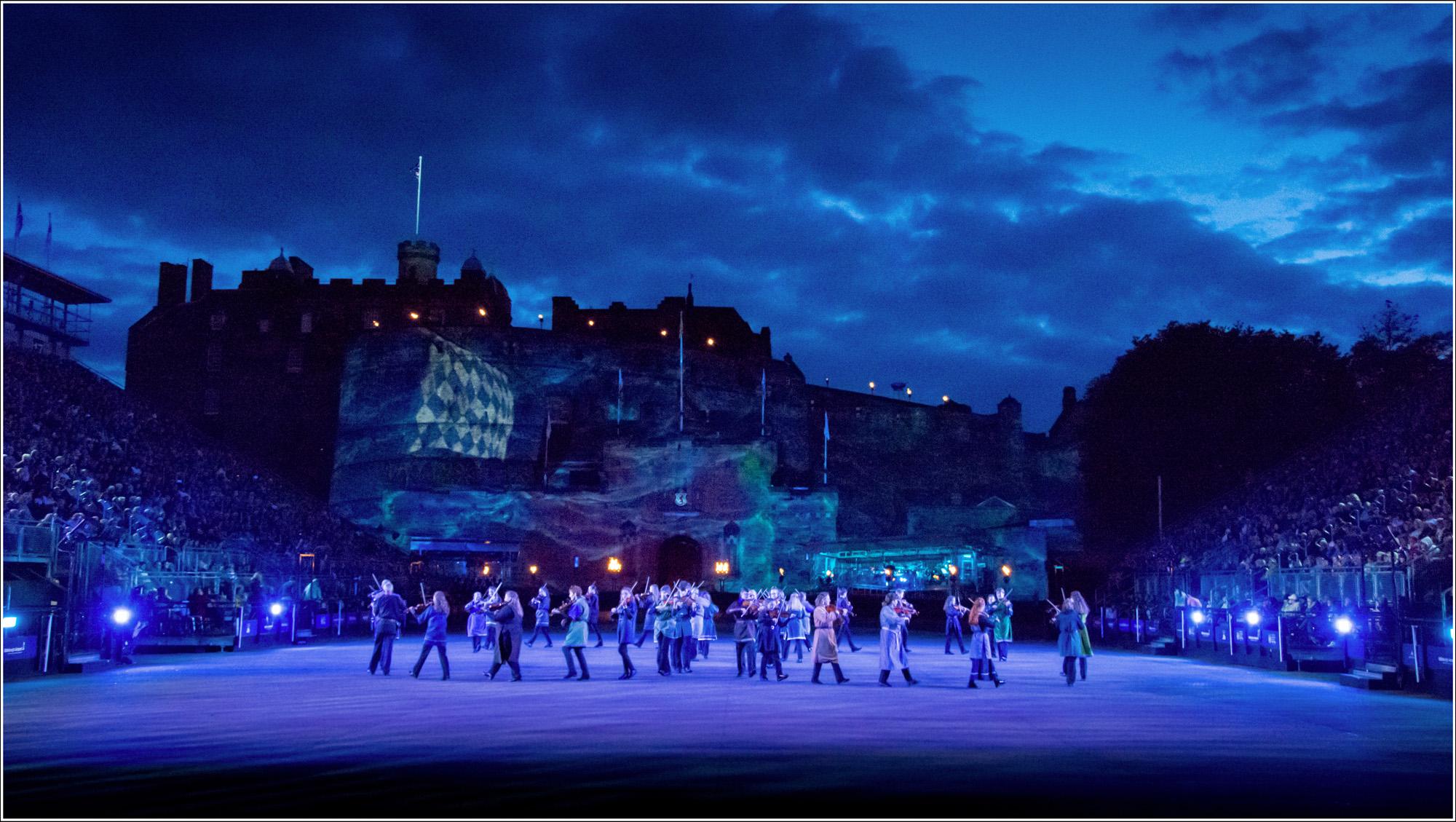Hjaltibonhoga (The Shetland Fiddlers)