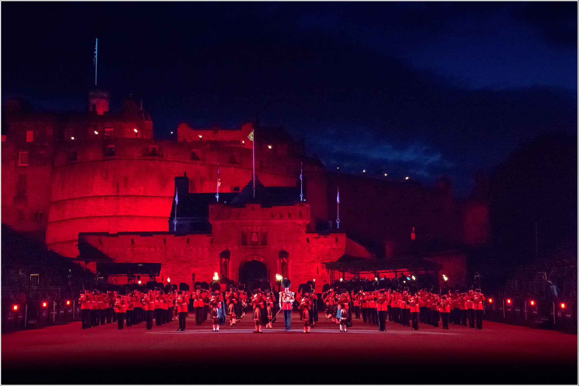 The Massed Military Bands
