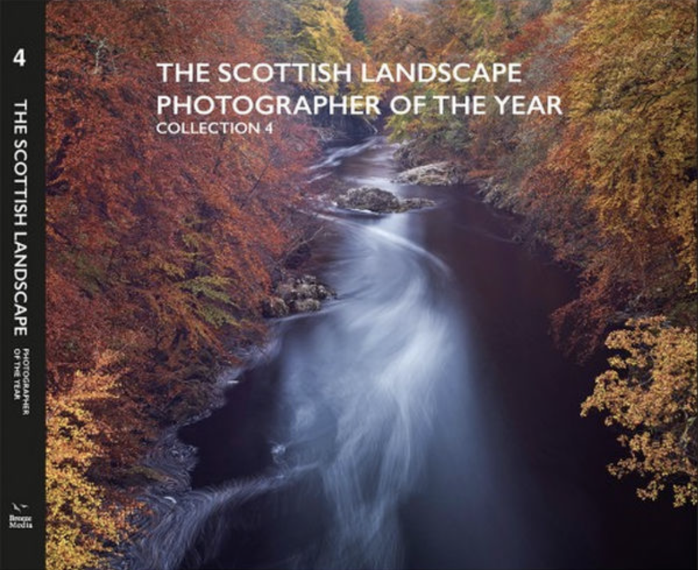 PHOTO BOOK - The Scottish Landscape Photographer - Stephen was awarded a commendation in the Scottish Landscape Photographer of the Year Awards.This book titled `Collection 4` showcases all of the categories of photographs from the competition.£25.00
