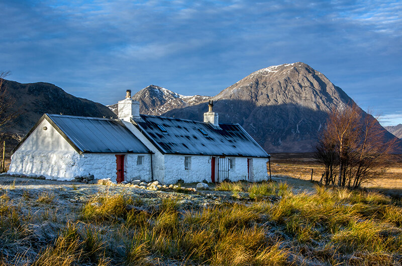 Glencoe Tour -£220 (1 full day) - Capture the renowned landscape of the Scottish Highlands.(Dates are subject to availability)