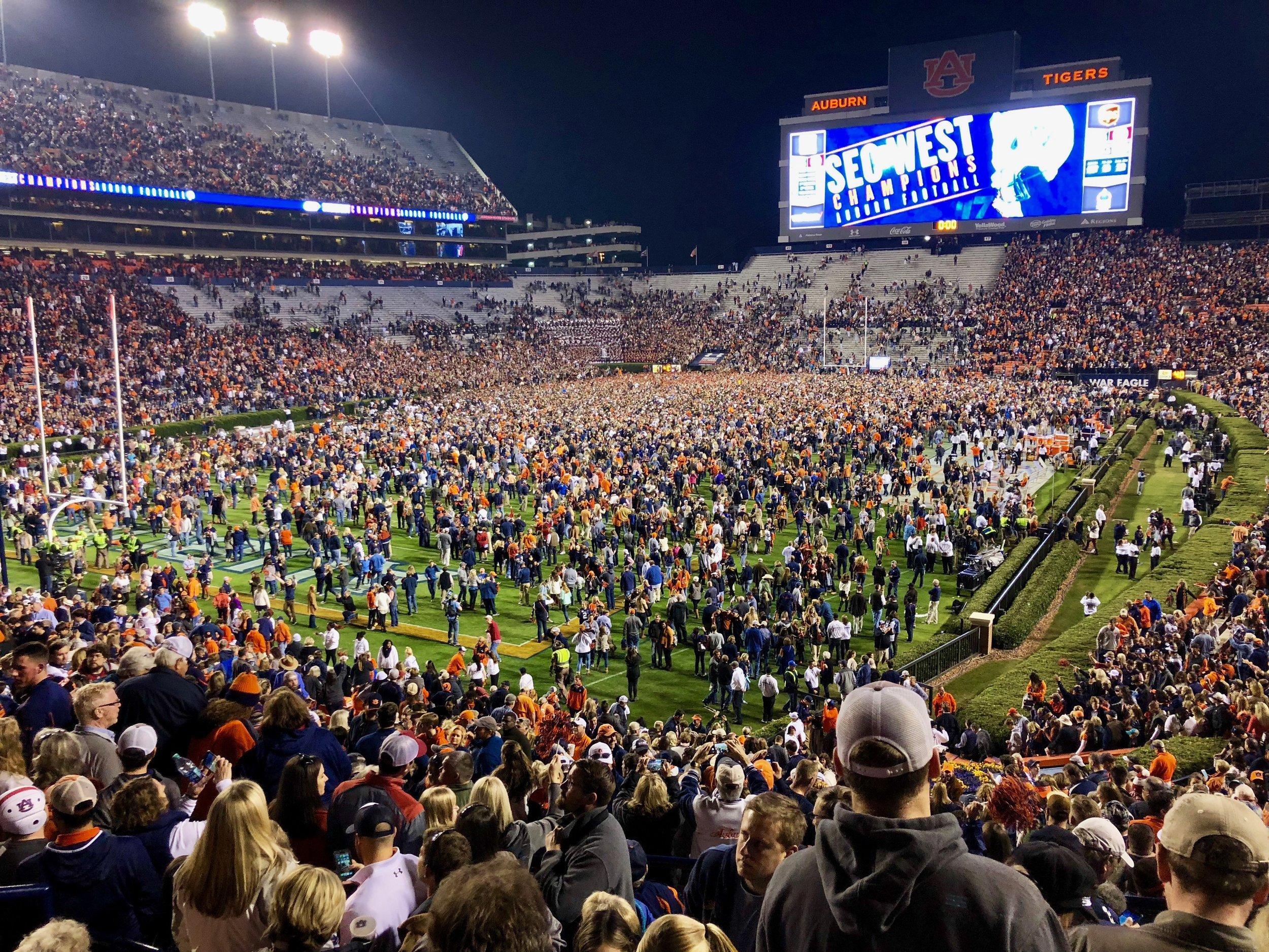 SEC West Champs