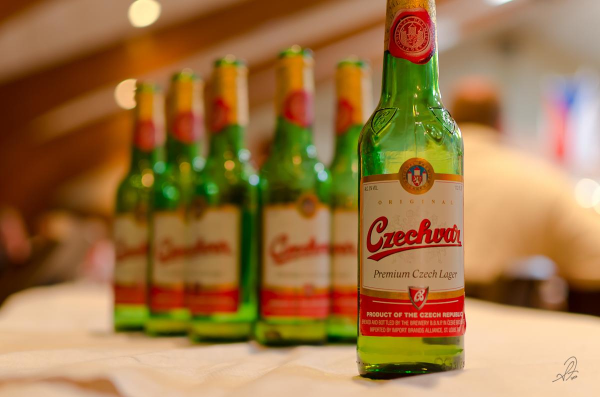 Czechvar Premium Czech Lager Bottle