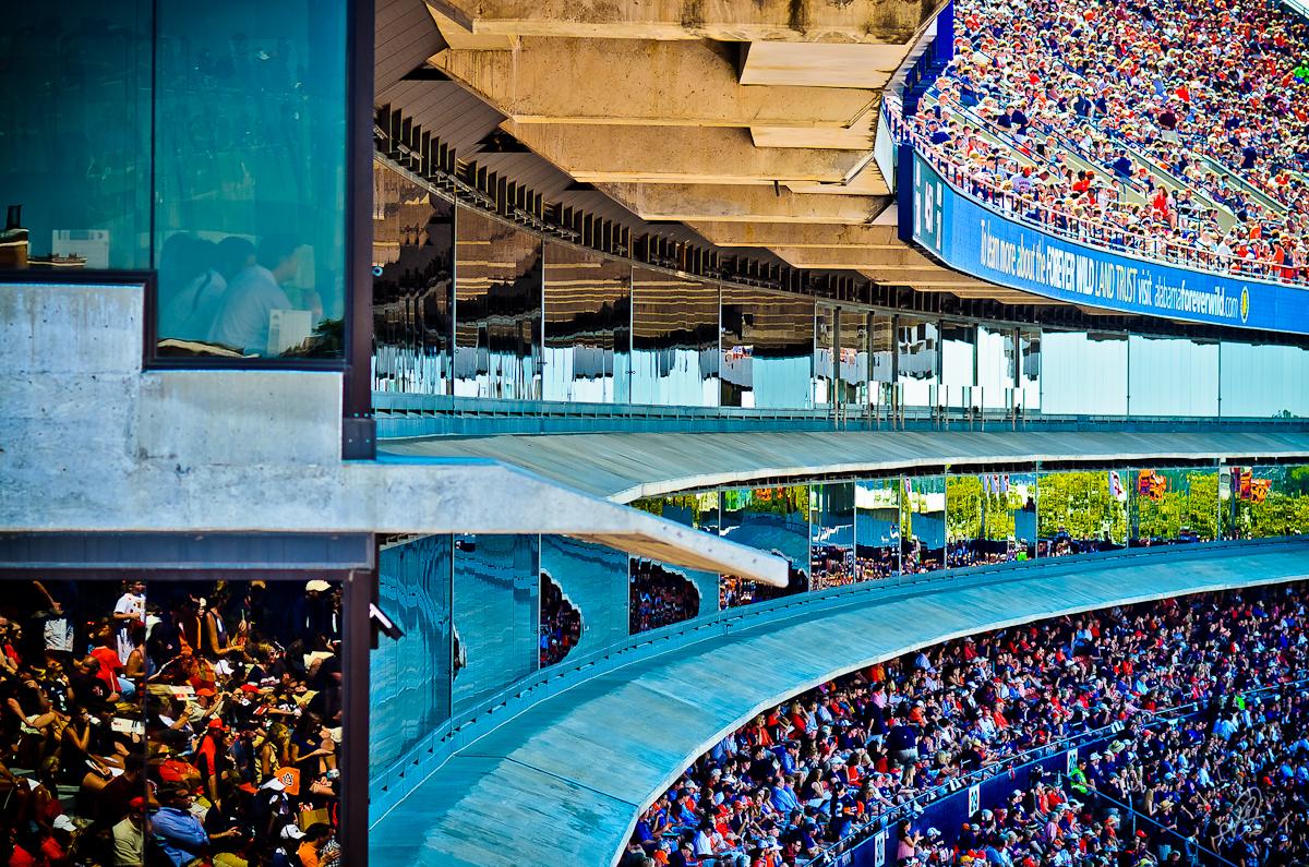 Jordan-Hare Stadium in Auburn Alabama