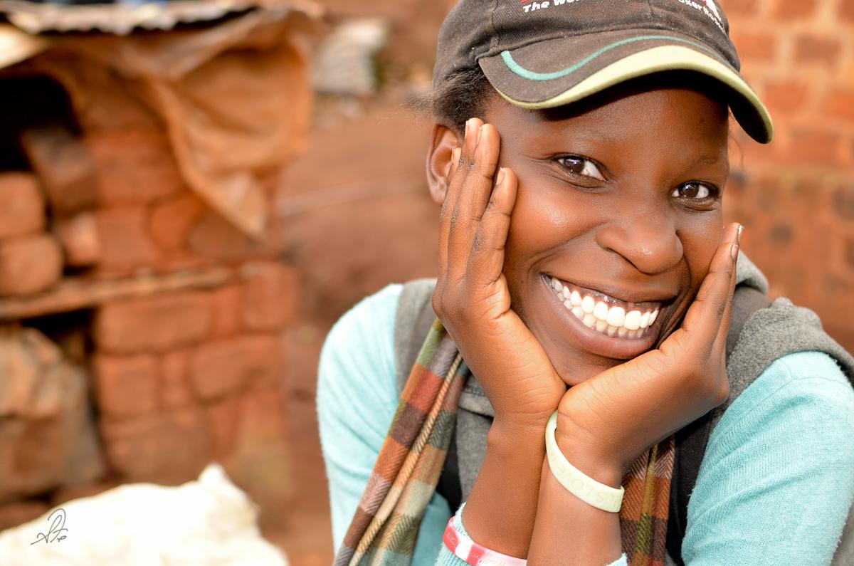 Joy Mukasa in Buloba Uganda