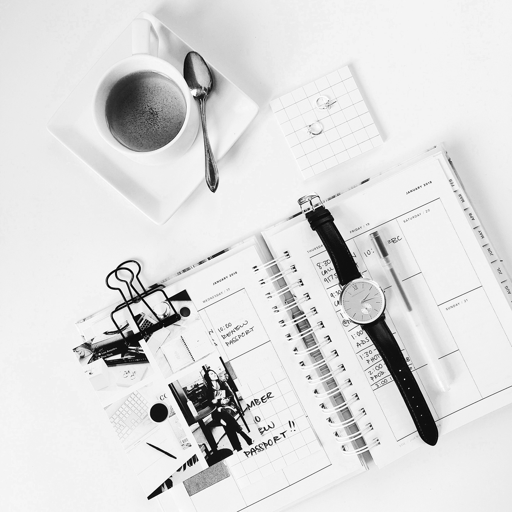 PLANNING + PREP - I'll help you to prepare your content with my detailed planning content guides, phone or Skype strategy sessions and regular check-in calls.