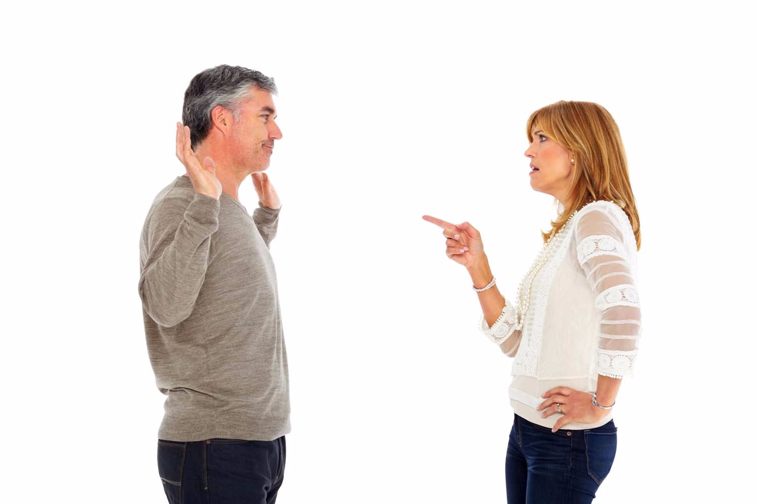 Put an end to your pain. - Start resolving your relationship issues today.