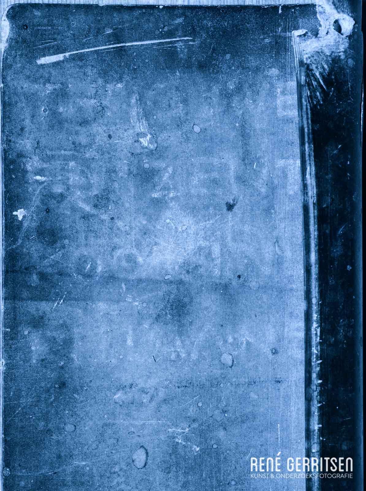 4 - Polarisatie, blauw filter