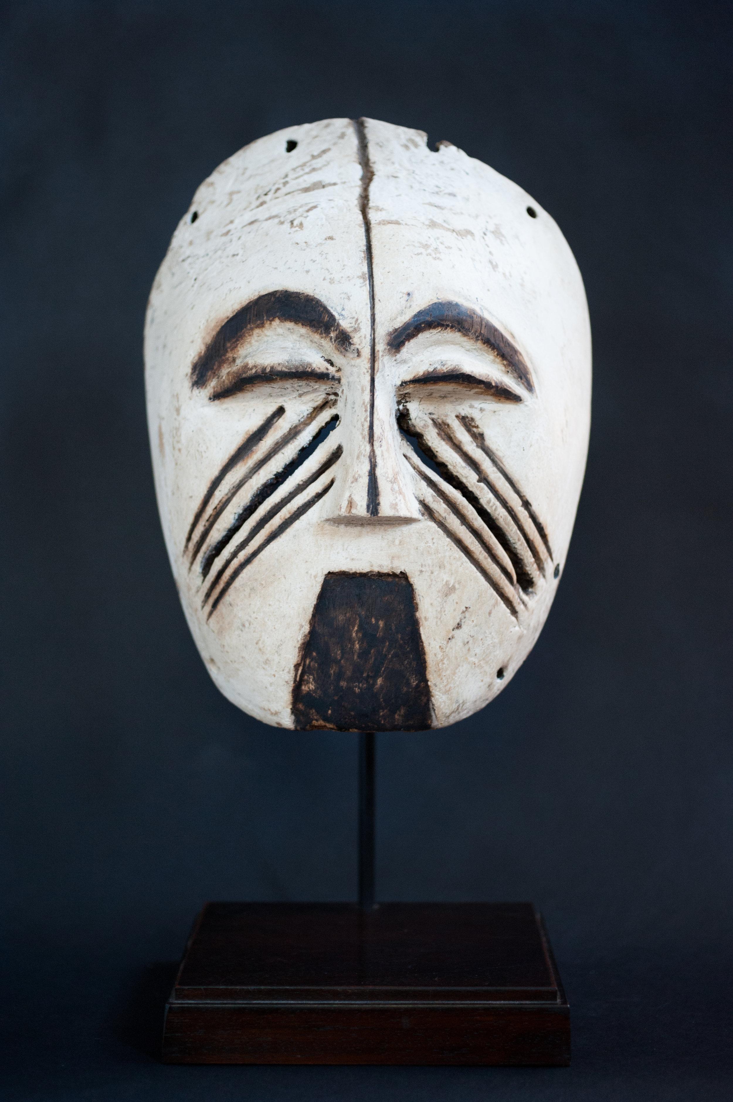 Anon. Yela, Mask.