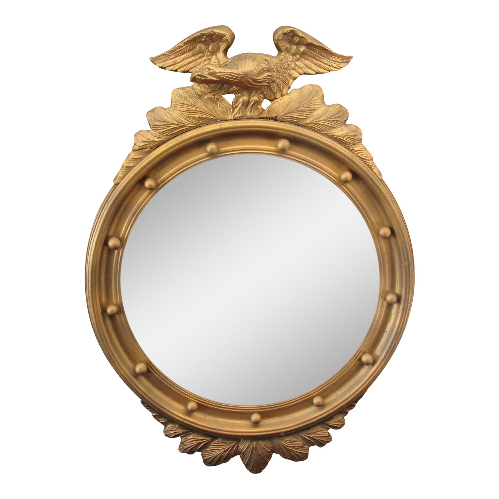 Gilded Federal Mirror