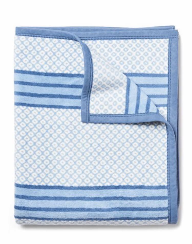 Captain's Classic Light Blue Blanket