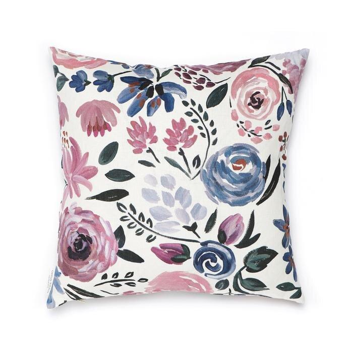 English Garden Pillow Cover
