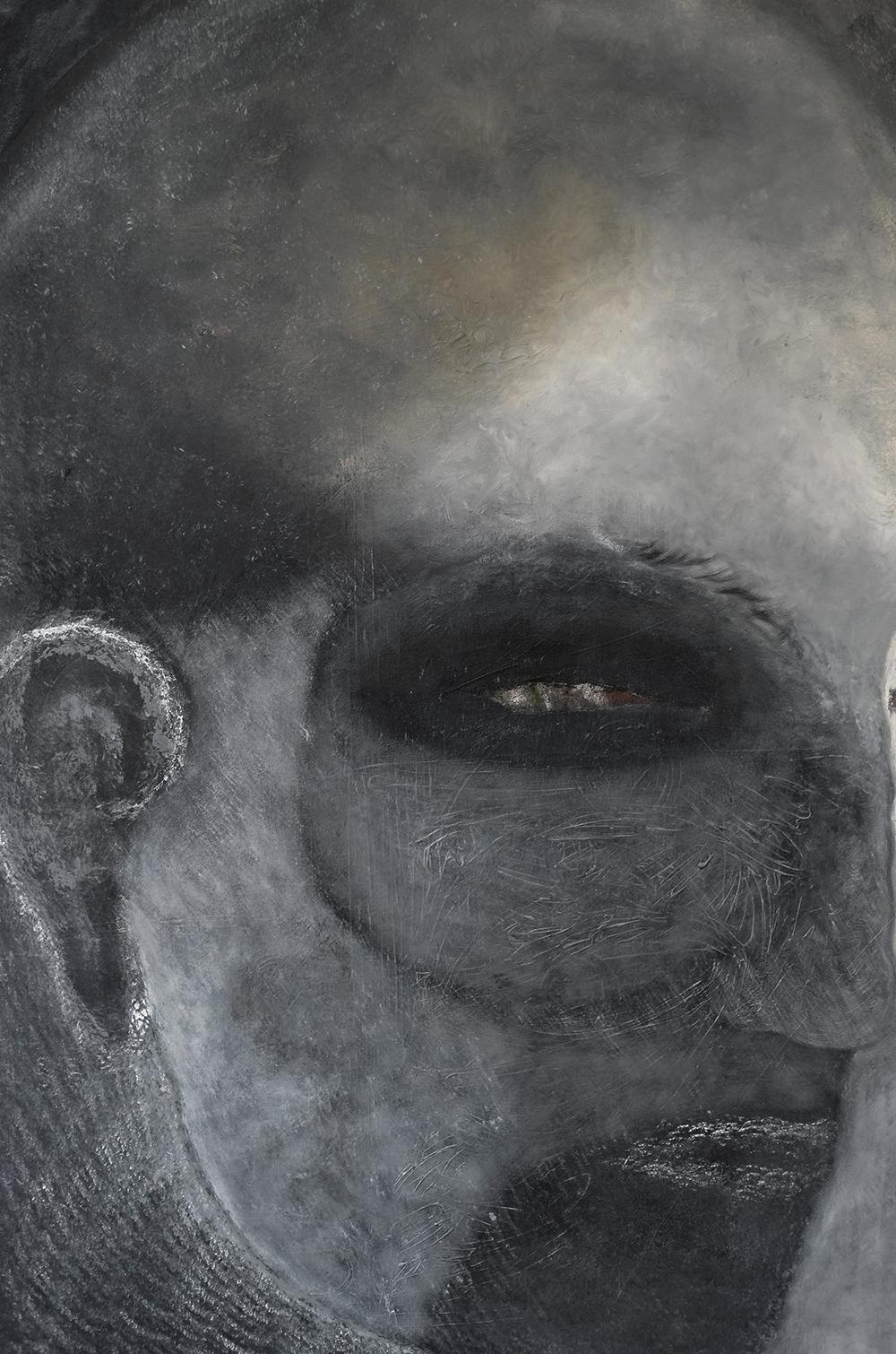 1. S. Derviz, untitled, 195 x 110cm, oil on canvas, 2019.jpg