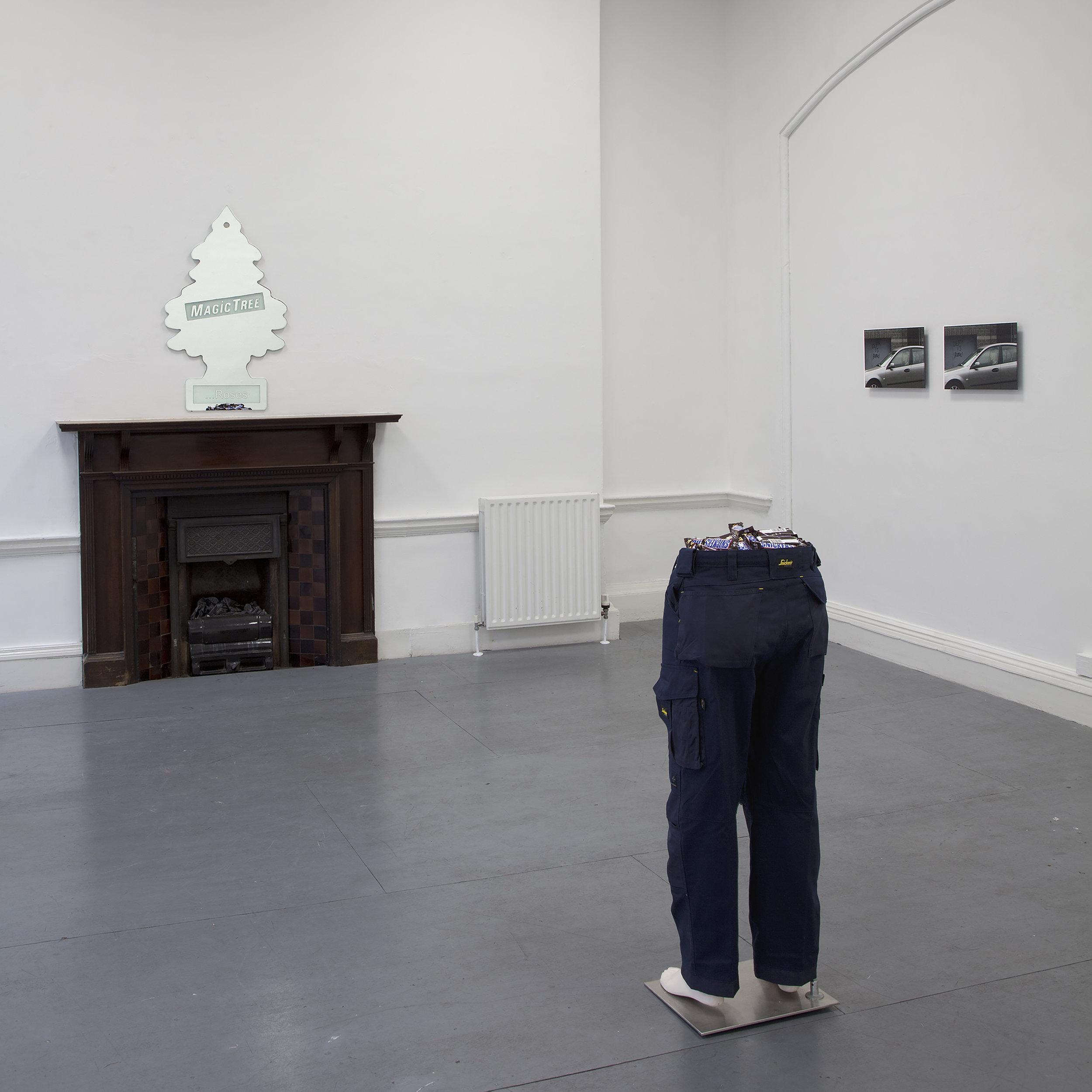 8_Noel Hensey_So Your Going To Die_Exhibition Installation_2 .jpg