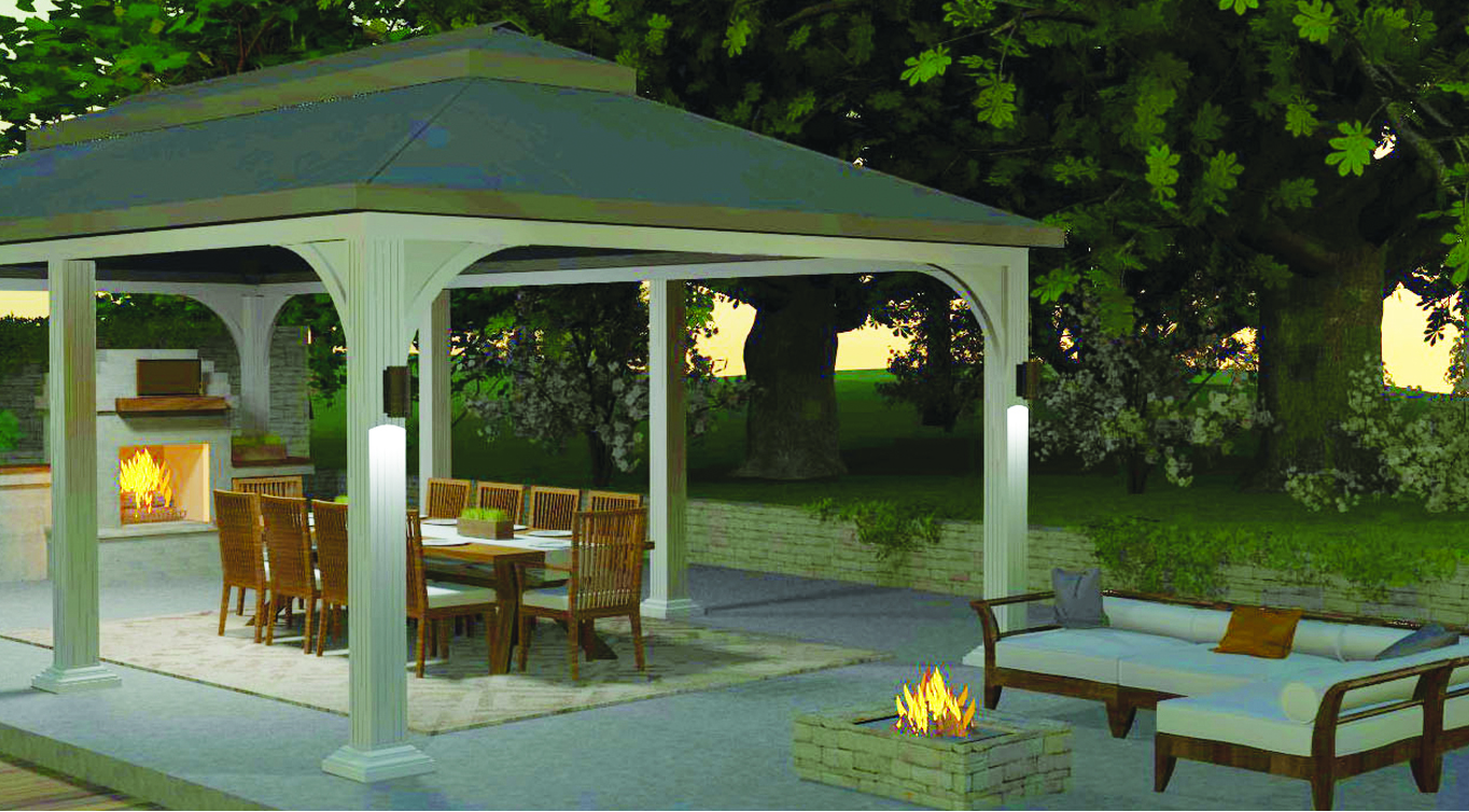 16x32 8 inch Charcoal roof White post with fill-in.jpg