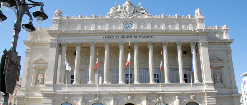Event held at the Palais de la Bourse, Marseille (France)