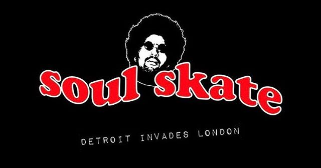 Soul Skate Detroit invades London - 1 night only!  Bring your roller skates and get down to the sounds of  DJ D from New York & DJ Dom Diego from London.  Admission: £20 at the door This is a 21 and up event. Rental Skates available.  Supported by Carhartt Work In Progress  @soulskatedetroit