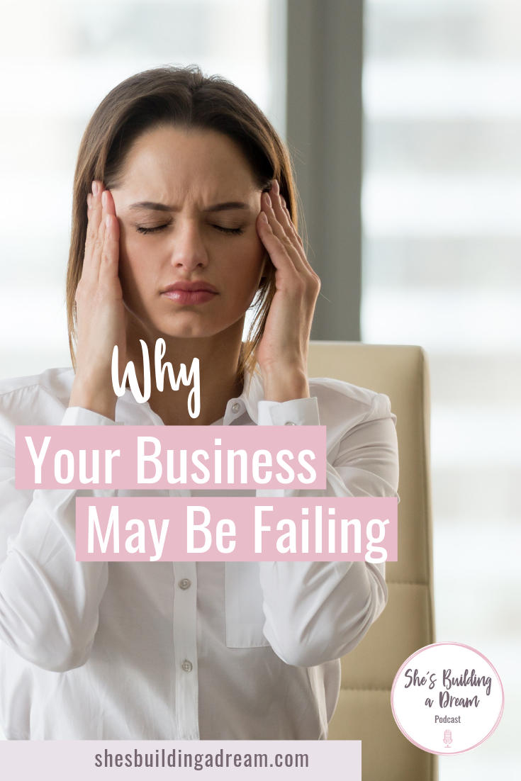 why your business isn't working