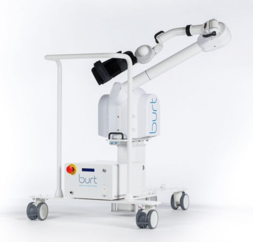 In 2018 Barrett begins its first hospital deployments of Burt®.