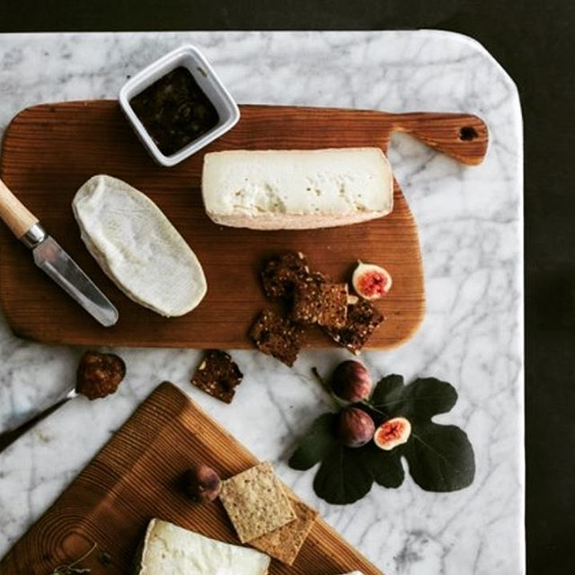 Despite my body's complicated relationship with cheese, the experience of creating the new site for @thirdwheelcheeseco was nothing short of delicious! 🧀 Owner Ann Karlen connects local and regional dairy farmers and artisan cheesemakers with incredible restaurants (and retailers) all over Philly and the surrounding area. (She does cheese plates for events, too!) 🧀 Writing and designing for Ann, who was also at the forefront of the local food movement in Philly in the 90s, was an absolute privilege. It's an honor knowing my work has made an impact on Ann's growing business, plus our region's farms! Plus, I had some local brie that made me want to die happy. 🧀 Feel free to drool over at thirdwheelcheeseco.com