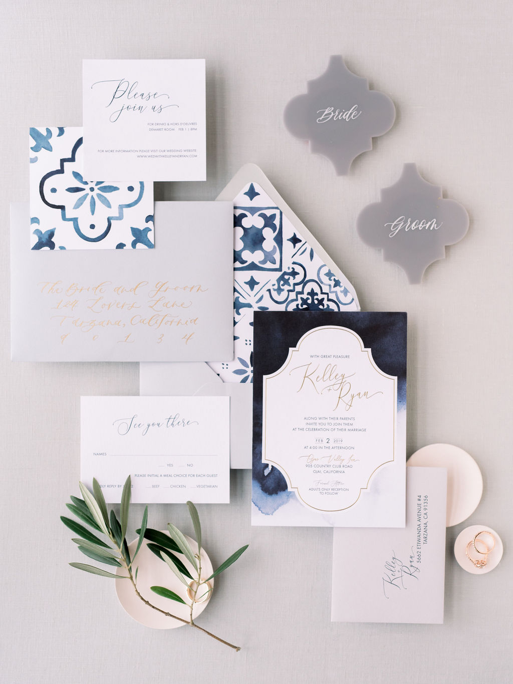 Design by Laney  |  Making the Transition from Calligrapher to Stationer