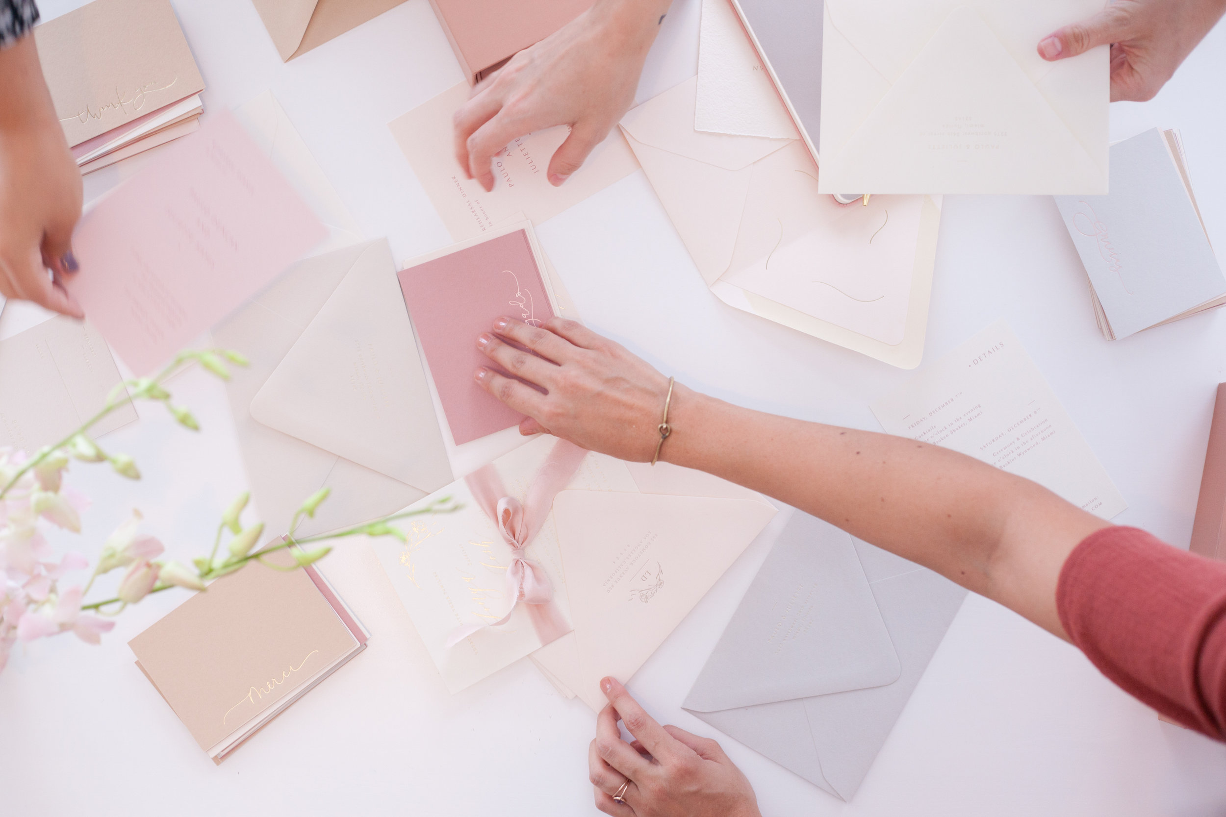 Papel & Co.  |  An Intentional Approach to Stationery, Clients, and Positivity in Your Business