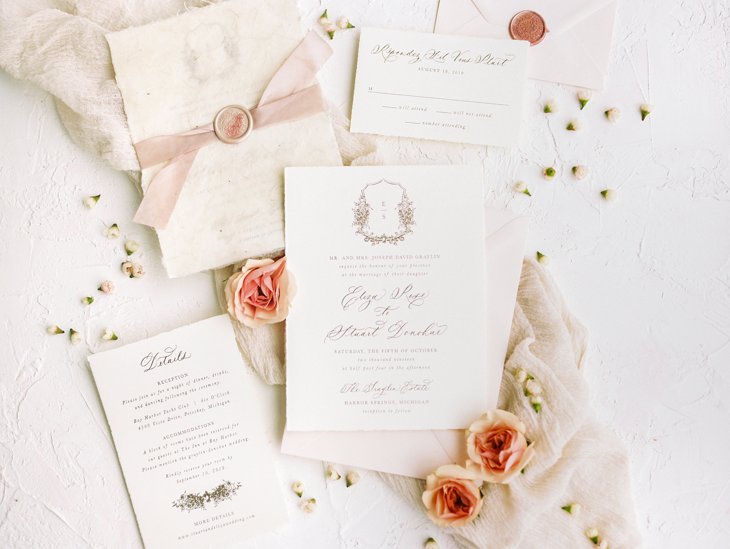 Ciarra Claire Fine Art  |  Marketing Basics for Booking Dream Stationery Clients