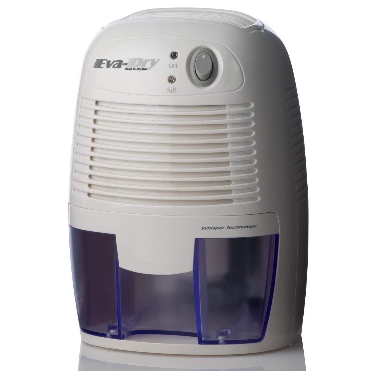 Eva-dry Edv-1100 Electric Petite Dehumidifier, White.jpg