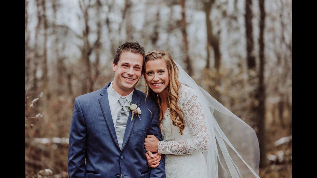Jenna and Drew Vermeer - November 17, 2018