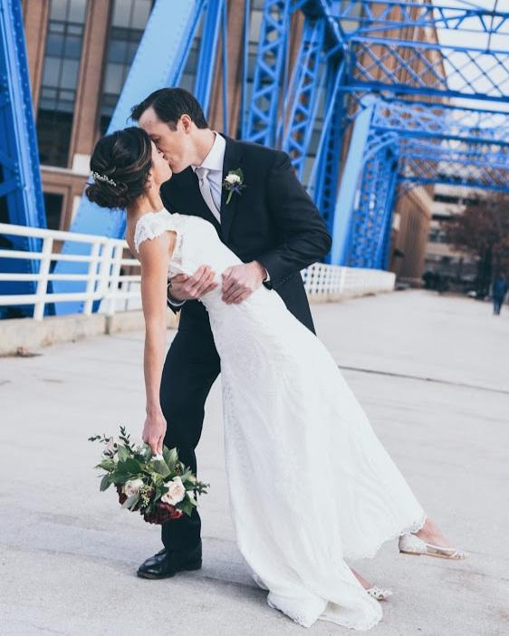 Christine and Austin Montgomery, December 15, 2018